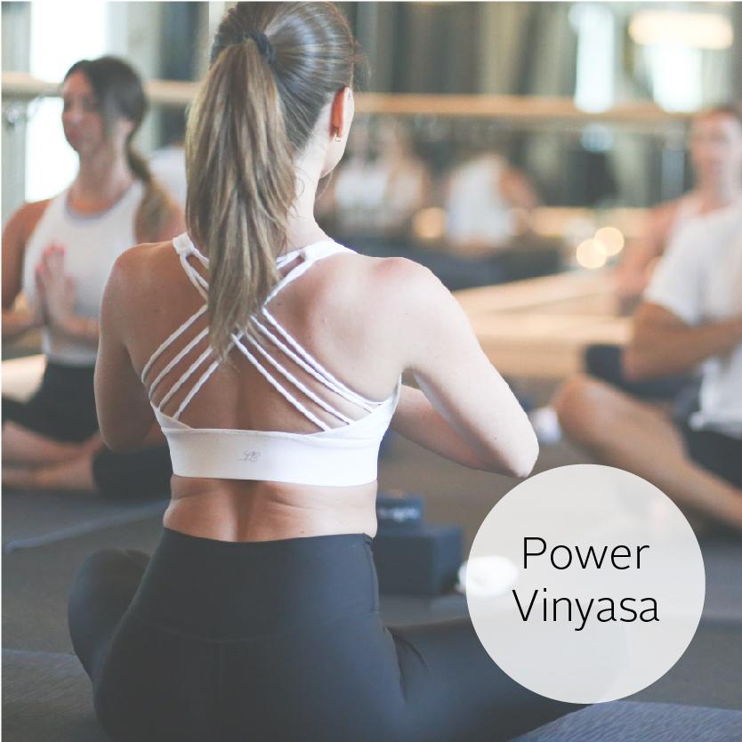 Power Vinyasa