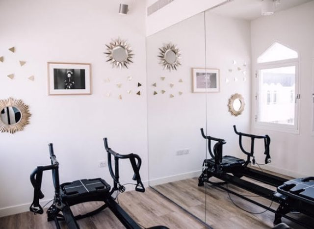 Reform Athletica Private Training Room