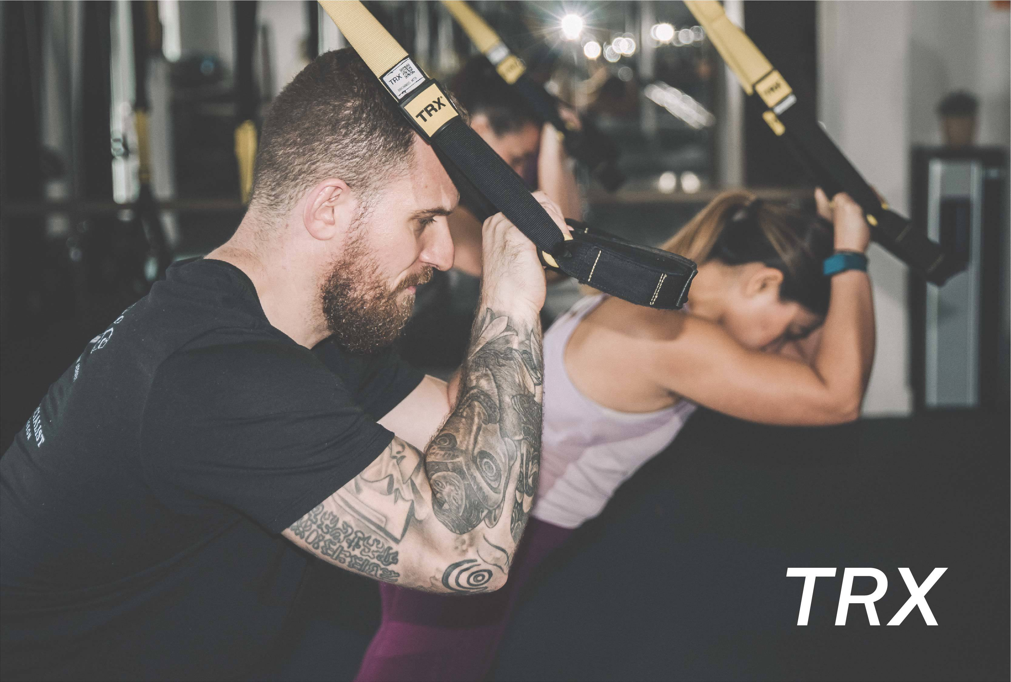 17 May TRX Fusion with Louise