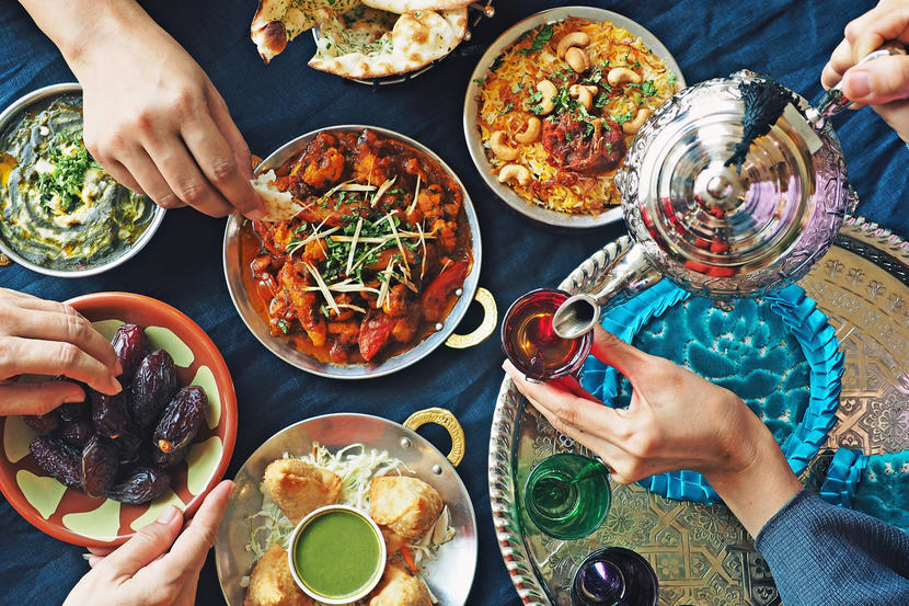 The importance of maintaining an appropriate calorie intake post-Iftar